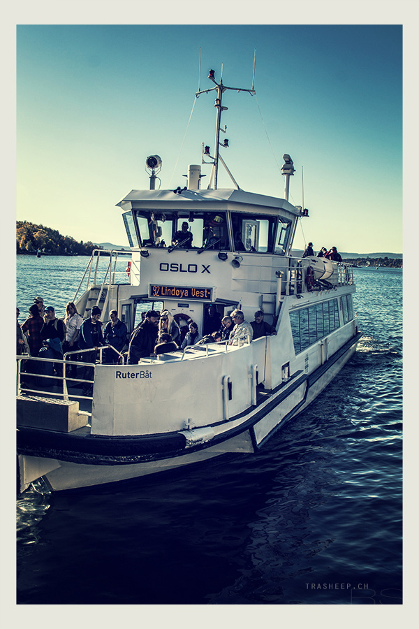 ferryboat oslo