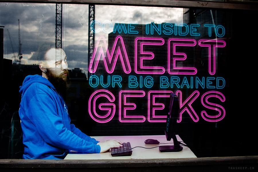 Meet Geeks